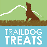 Trail dog treats logo